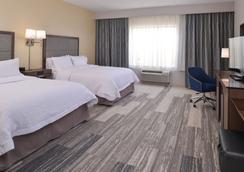 Hampton Inn & Suites Cincinnati-Mason, Ohio - Mason - Schlafzimmer
