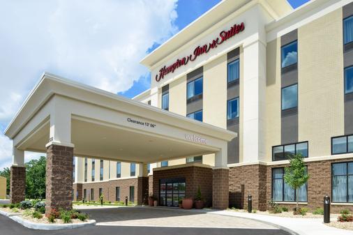 Hampton Inn & Suites Cincinnati-Mason, Ohio - Mason - Gebäude