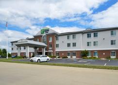 Holiday Inn Express & Suites Cincinnati-Blue Ash - Blue Ash - Rakennus
