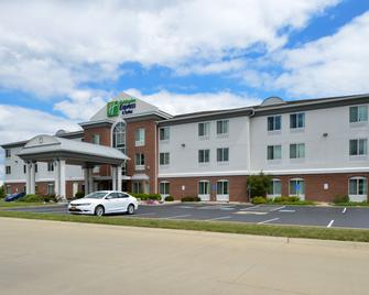 Holiday Inn Express Hotel & Suites Cincinnati-Blue Ash - Blue Ash - Building