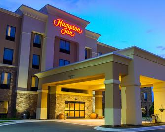 Hampton Inn - DeKalb (Near the University), IL - DeKalb - Building