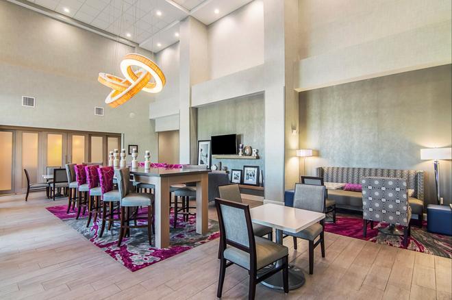 Hampton Inn & Suites-Dallas/Richardson,TX - Richardson - Ravintola