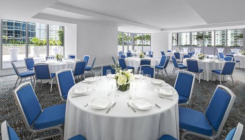 Hyatt Centric Brickell Miami - Miami - Banquet hall
