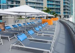 Hyatt Centric Brickell Miami - Miami - Piscine