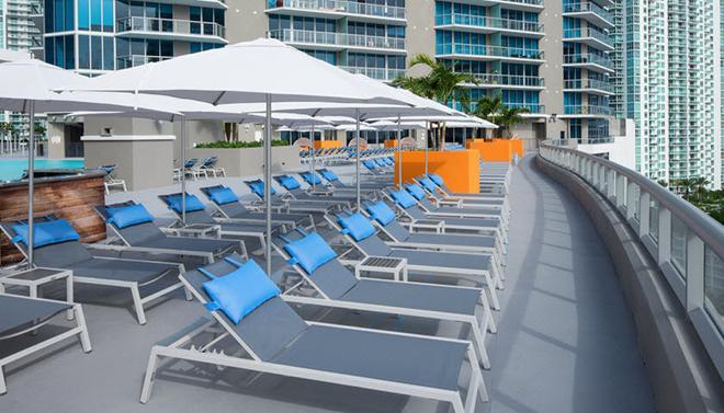 Hyatt Centric Brickell Miami - Miami - Uima-allas