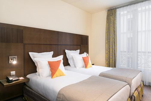 Hotel Le Cardinal - Paris - Bedroom