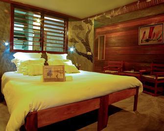 Idylle Beach - Ile Sainte-Marie - Bedroom