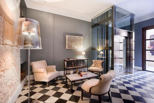 Boutique Hotel Posada Terra Santa - Mallorca - Olohuone