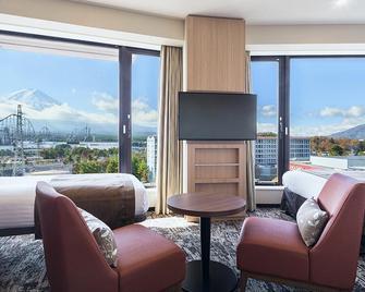 Hotel Mystays Fuji Onsen Resort - Fujiyoshida - Obývací pokoj