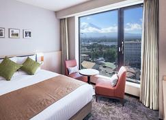 Hotel Mystays Fuji Onsen Resort - Fujiyoshida - Makuuhuone