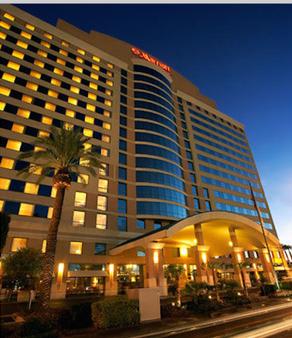 Las Vegas Marriott - Las Vegas - Rakennus