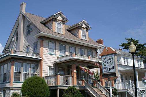 Atlantic House Bed & Breakfast - Ocean City - Building