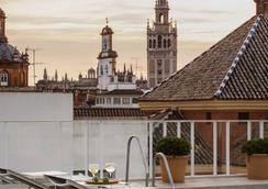 Hotel Fernando III - Sevilla - Rooftop