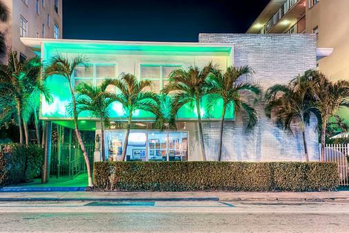 Suites On South Beach - Bãi biển Miami - Toà nhà