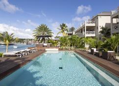 South Point Antigua - English Harbour - Vista exterior