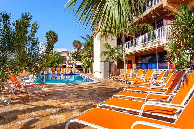 Ocean Beach Palace Hotel and Suites - Fort Lauderdale - Piscina