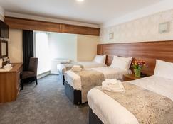 Balmoral Hotel, Belfast - Belfast - Bedroom