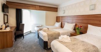 Balmoral Hotel, Belfast - בלפאסט