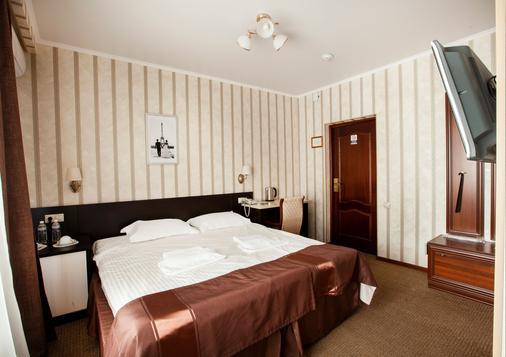 拉租尼貝拉格酒店 - 伊爾庫茨克 - 臥室