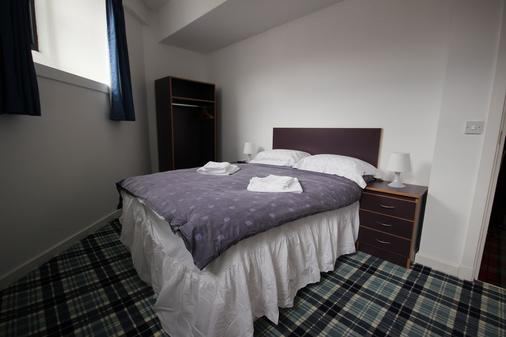 Tartan Lodge - Hostel - Glasgow - Bedroom