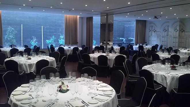 紐沃波斯頓酒店 - 馬德里 - 馬德里 - 宴會廳