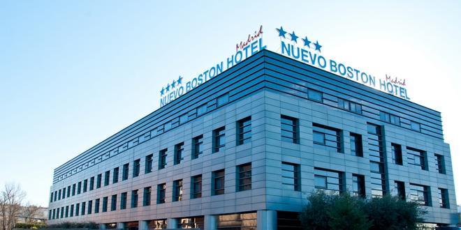 紐沃波斯頓酒店 - 馬德里 - 馬德里 - 建築