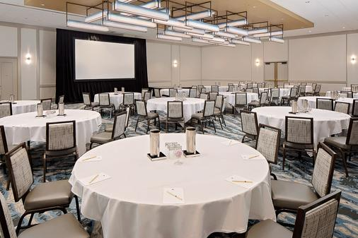 DoubleTree by Hilton Chicago - Magnificent Mile - Σικάγο - Αίθουσα συνεδριάσεων