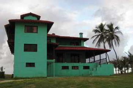 Club Karey - Varadero - Rakennus