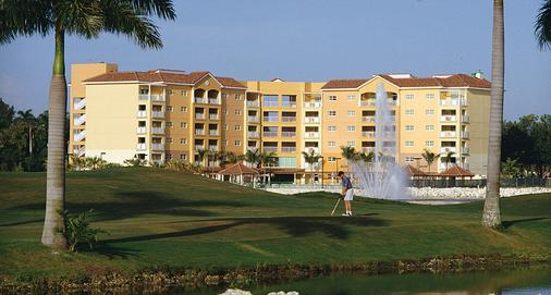 Marriott's Villas at Doral, A Marriott Vacation Club Resort - Miami - Rakennus