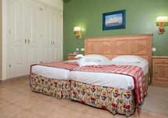 維奧克拉斯蘭薩羅特運動療養渡假村 - 特吉塞城 - 科斯塔特吉塞 - 臥室