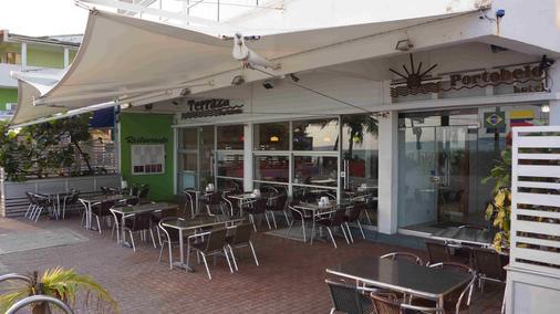 Portobelo Beach - San Andrés - Restaurant