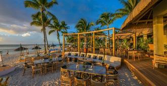 Sugar Beach Golf & Spa Resort - Flic en Flac - Ravintola