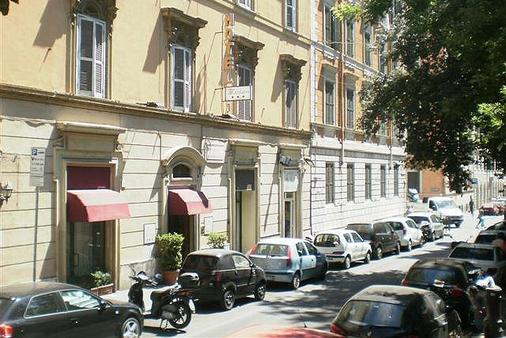 瑪亞諾酒店 - 羅馬 - 羅馬 - 建築