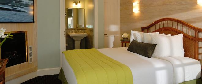Albury Court Hotel - Key West - Makuuhuone