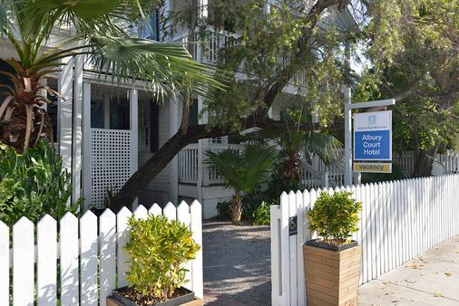 Albury Court Hotel - Key West - Key West - Building