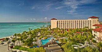 Hyatt Regency Aruba Resort And Casino - Noord - Edificio