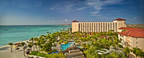 Hyatt Regency Aruba Resort And Casino - Noord - Rakennus