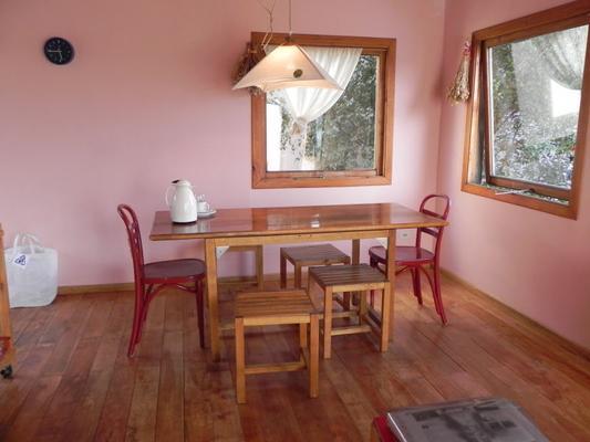 La Casa En Ushuaia - Ушуайя - Обеденный зал