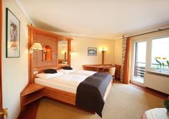Romantik Hotel Sonne - Bad Hindelang - Bedroom