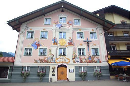 Romantik Hotel Sonne - Bad Hindelang - Building