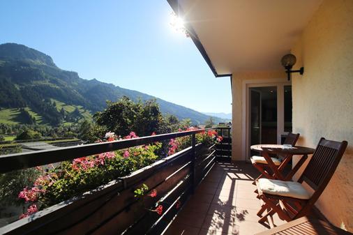 Romantik Hotel Sonne - Bad Hindelang - Balcony