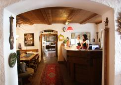 Romantik Hotel Sonne - Bad Hindelang - Lobby