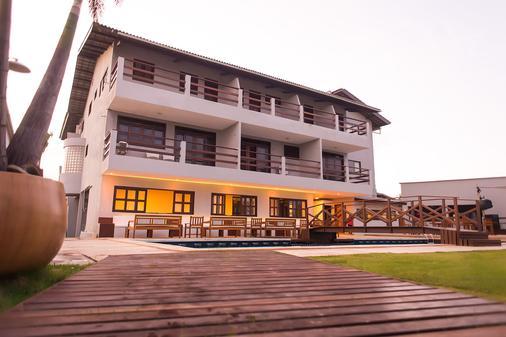85號碼頭酒店 - 阿奎拉茲 - 建築