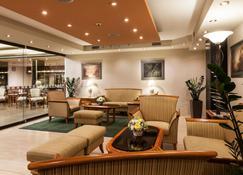Danubius Hotel Hungaria City Center - Budapest - Lounge