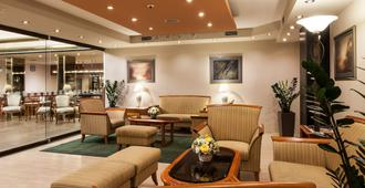 Hotel Hungaria City Center - בודפשט - טרקלין