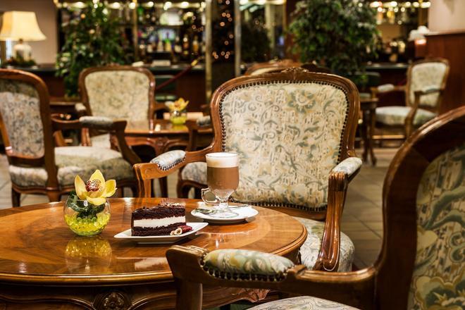 匈牙利市中心酒店 - 布達佩斯 - 布達佩斯 - 休閒室