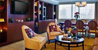 New York Marriott Downtown - Nueva York - Sala de estar