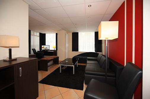 โรงแรมฮันเซอโฮฟ - ฮัมบูร์ก - ห้องนั่งเล่น