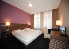 โรงแรมฮันเซอโฮฟ - ฮัมบูร์ก - ห้องนอน