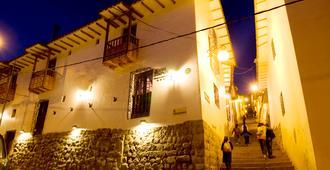 Hotel & Mirador Los Apus - Cuzco - Gebouw